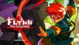 Стала доступна демо-версия 2D платформера Flynn: Son of Crimson