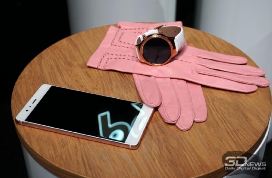 Вкитайских телефонах появится OLED-дисплей