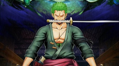 "Трейлер дополнения ""The Void Mirror Prototype"" для One Piece: World Seeker"