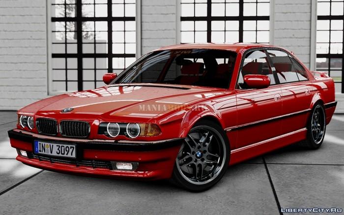 BMW 750i e38 (1994)