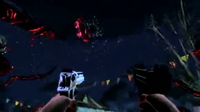 "Darkness 2 ""Black Hole Ability Trailer """