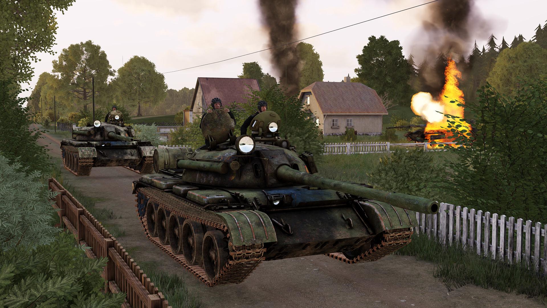 Для Arma 3 анонсировано первое DLC от сторонних разработчиков