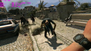 "Dying Light ""RADEON RX 480 8GB G1 GAMING GIGABYTE ultra"""