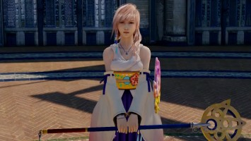 "Lightning Returns: Final Fantasy 13 ""Трейлер DLC костюма Yuba"""