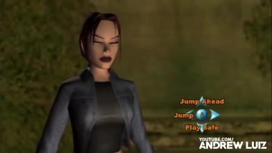 Lara Croft из серии Tomb Raider - Эволюция персонажа