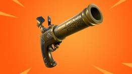 Epic Games добавят в Fortnite пиратские пистолеты