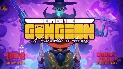 Трейлер обновления A Farewell to Arms для Enter the Gungeon