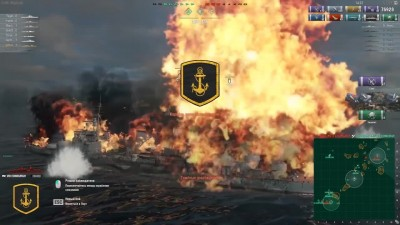 World of Warships. Знаки различия. Зачем нужны эмблемы и нашивки?