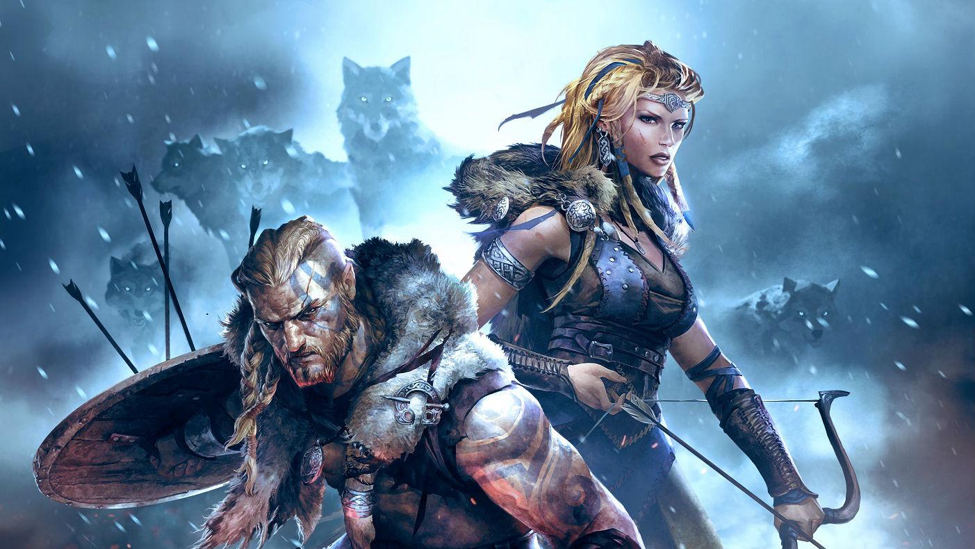 Картинки по запросу Vikings – Wolves of Midgard