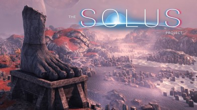 The Solus Project тест APU
