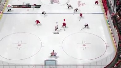 """NHL 14 """"Геймплейный трейлер навыков"""""""