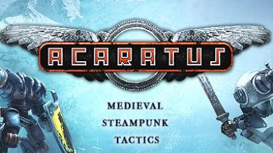 Acaratus стала доступна в Steam
