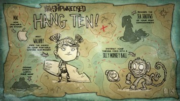 Don't Starve: Shipwrecked обновление Hang Ten