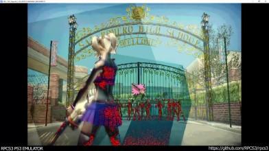 RPCS3 PS3 Emulator - Lollipop Chainsaw Ingame! OGL (2b79a369)