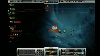 "Sins of a Solar Empire ""Outer Space Battle Gameplay"""