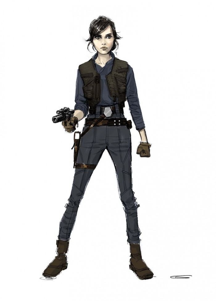 Jyn Hero Costume Version 1X