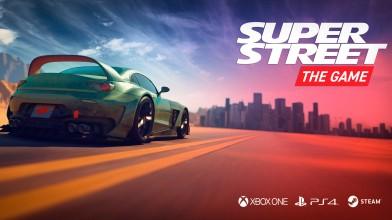 Уличные гонки возвращаются с игрой Super Street: The Game