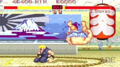 History of - STREET FIGHTER (1987-2015)