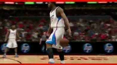 "NBA 2K12 ""Momentous Trailer"""
