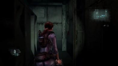 Геймплей переиздания Resident Evil: Revelations
