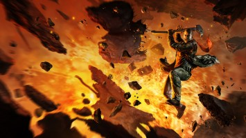 Релиз и оценки Red Faction: Guerrilla - Re-Mars-tered