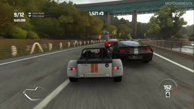 "DriveClub ""Caterham R500 Superlight"""