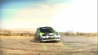 "Colin McRae: DiRT 2 ""Battersea Rallycross Trailer"""