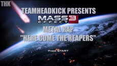 MASS EFFECT 3 RAP | TEAMHEADKICK [Рэп про жнецов]