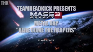 MASS EFFECT 3 RAP | TEAMHEADKICK [��� ��� ������]