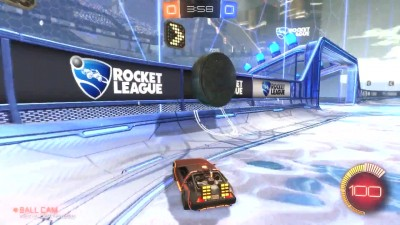ПОТНЫЙ ХОККЕЙ В ROCKET LEAGUE (УГАР, ЭПИК)