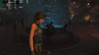 Shadow of the Tomb Raider - 8К Бенчмарк Titan RTX SLI | ThirtyIR