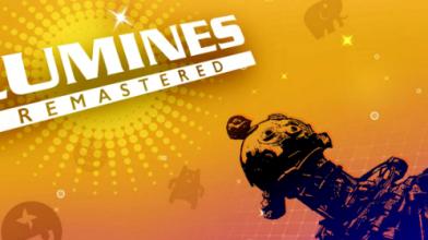 Lumines Remastered перенесена