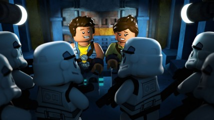 LEGO Star Wars: The Freemaker Adventures - Новый трейлер