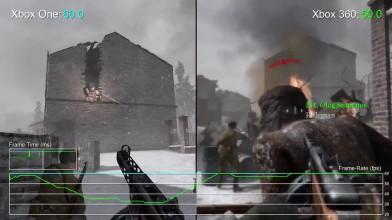 Call of Duty 2 - сравнение производительности на Xbox One и Xbox 360 (DigitalFoundry)