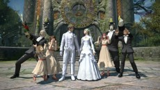 В Final Fantasy XIV разрешили играть свадьбы