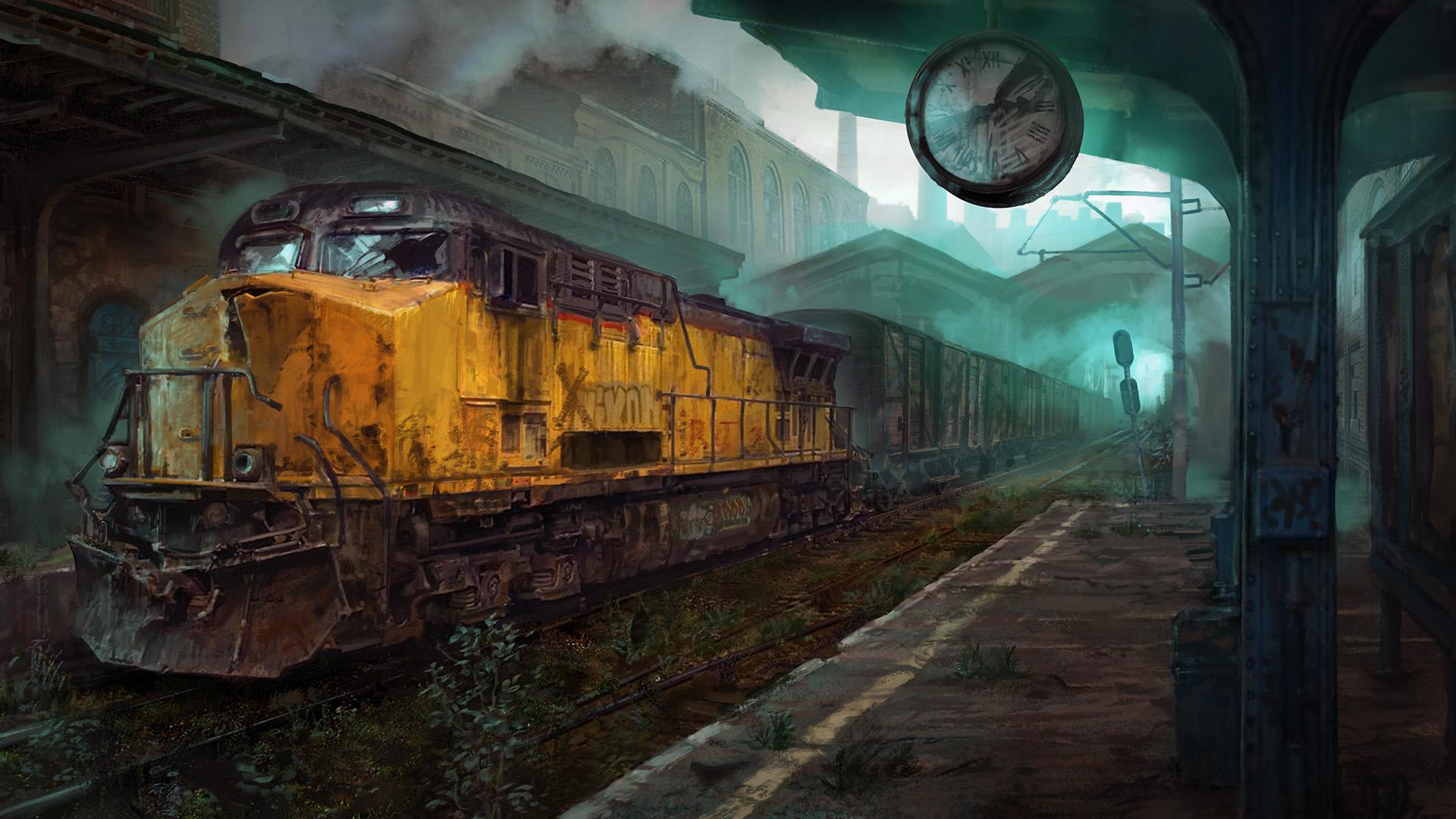 Train Station Renovation вышла в раннем доступе Steam