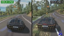 Forza Horizon 3 | ONE X vs ONE | 1080p Сравнение