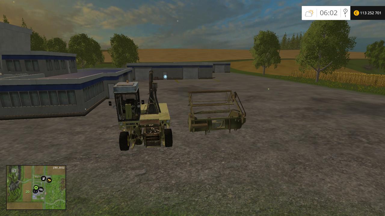 скачать моды для farming simulator 2013 отвал для силоса