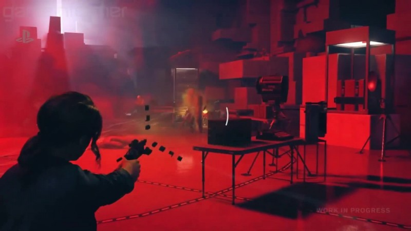 Свежее видео о Control посвящено оружию-трансформеру главной героини