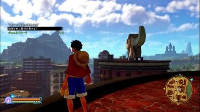 One Piece: World Seeker - Геймплей открытого мира