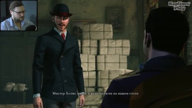 Sherlock Holmes: The Devil's Daughter  ЛУЧШИЙ НОС  #2 (Kuplinov  Play)