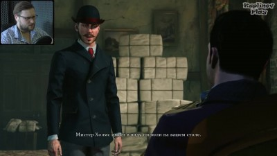 Sherlock Holmes: The Devil's Daughter  ЛУЧШИЙ НОС  #2 (Kuplinov  Play)