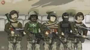 ������ �� Battlefield � ����������� ������ (3 �����, 7 �����)