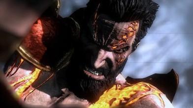 Скины God of War: Ghost of Sparta. Deimos в God of War III