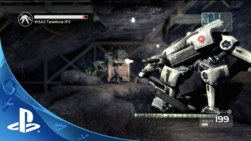 Shadow Complex Remastered выйдет на PS4 3 мая