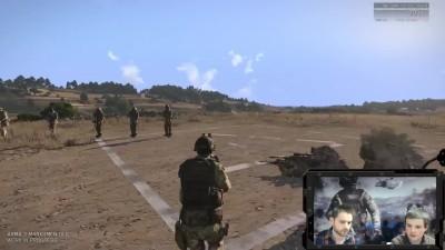 Arma 3 Livestream - Marksmen DLC
