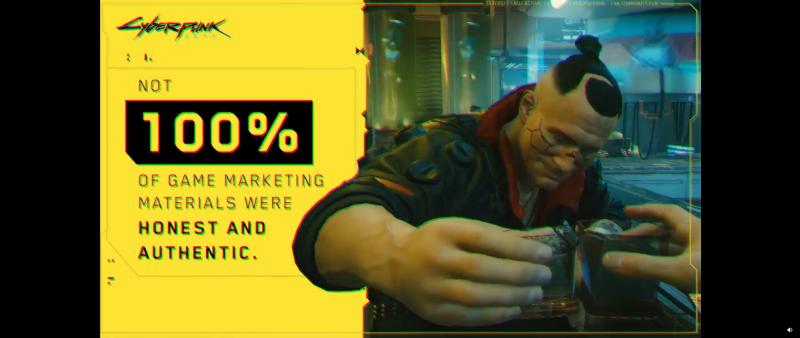 Не 100% маркетинговых материалов были честными и достоверными.