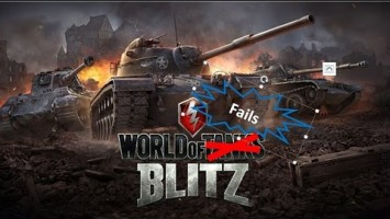 Тонна негатива на World of Tanks Blitz в Steam