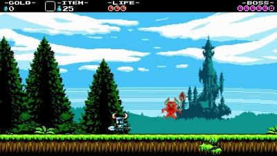 "Shovel Knight ""Трейлер"""