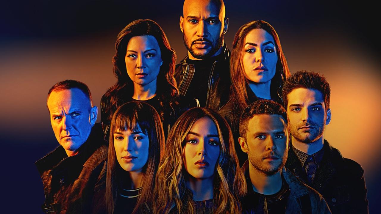 Объявлена дата премьеры финального сезона сериала 'Агенты Щ.И.Т.'